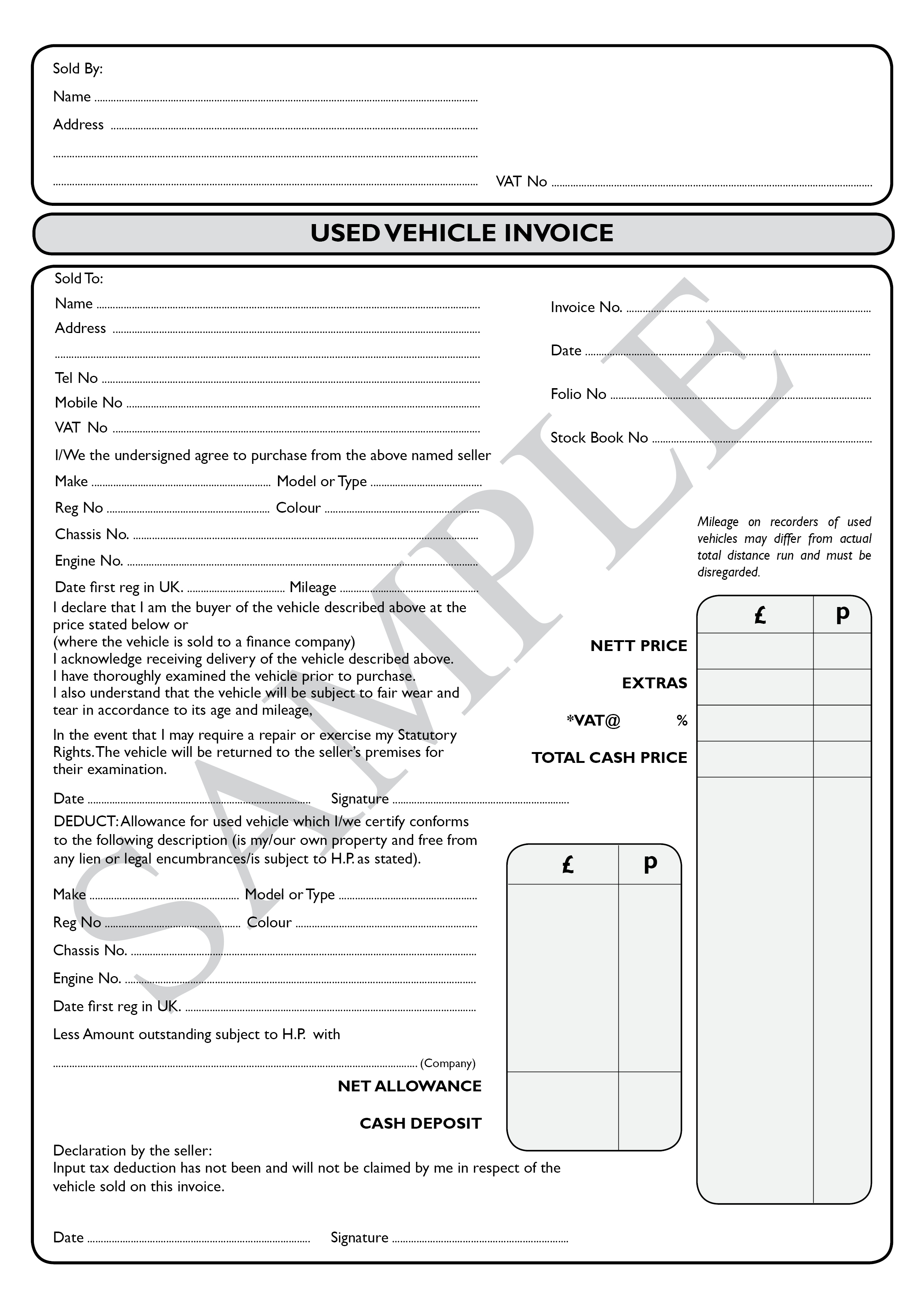 Bristol Based Suppliers Of Printed Stationery For All Business And - What is the invoice price of a new car for service business